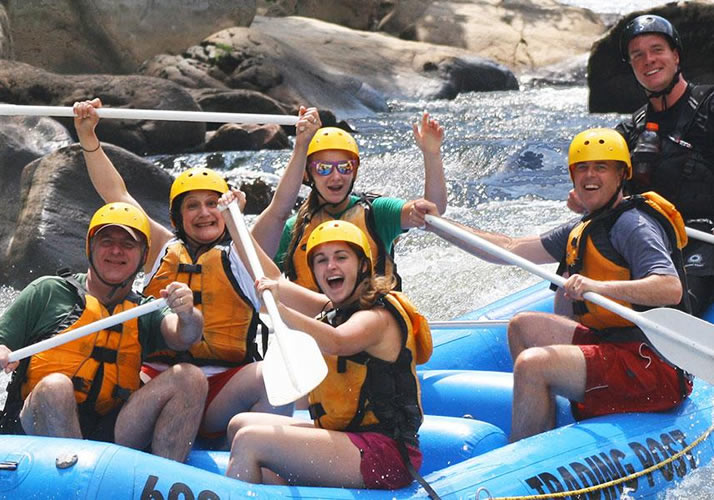 Whitewater Rafting at Ohiopyle State Park